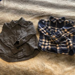Other - Lot of two boy dress shirts